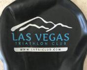 LVTriClub Silicon Swim Cap