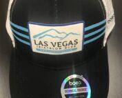 LVTriClub Trucker Hat Black